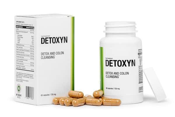 Detoxyn - skład i funkcjonowanie