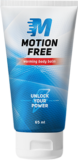 Motion Free Biologicznie aktywny krem dla stawów