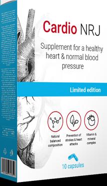 Cardio-NRJ-suplement diety na serce