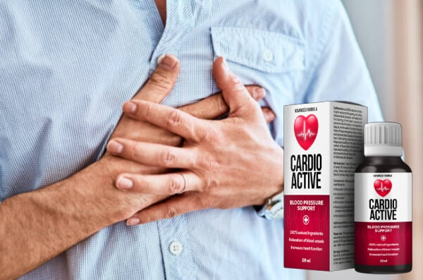 Jak leczyć nadciśnienie? Jakie są efekty zażywania Cardio Active?