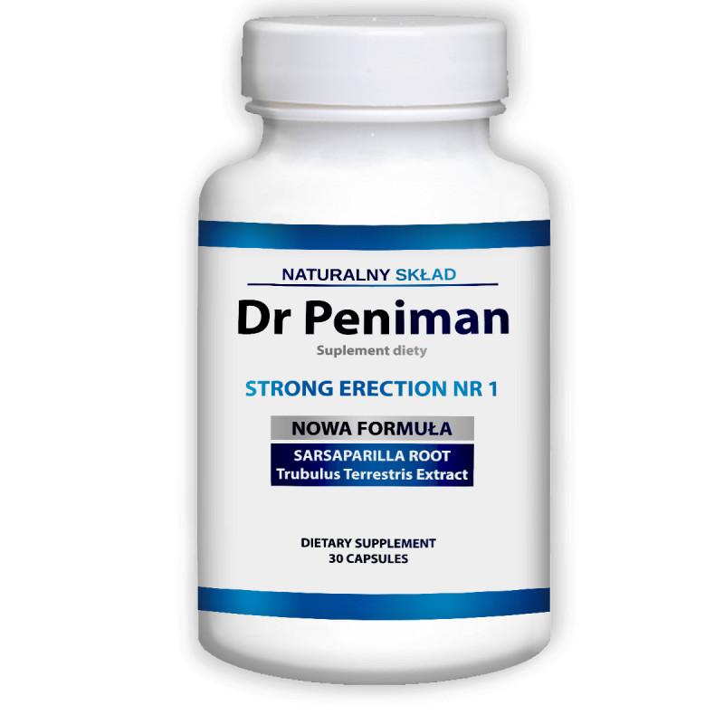 Dr. Peniman - opinie - skład -cena - gdzie kupić?