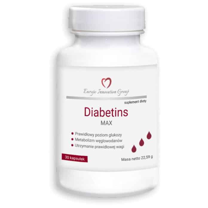 Diabetins - cukrzyca - opinie - skład - cena - gdzie kupić?