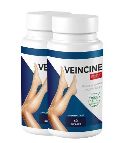 Cena i gdzie kupić Veincine Forte?