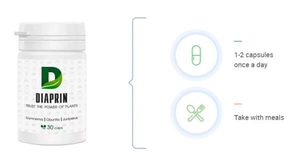Jakie są wyniki i efekty stosowania Diaprin?