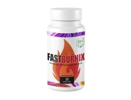 FastBurnix - opinie - skład - cena - gdzie kupić?