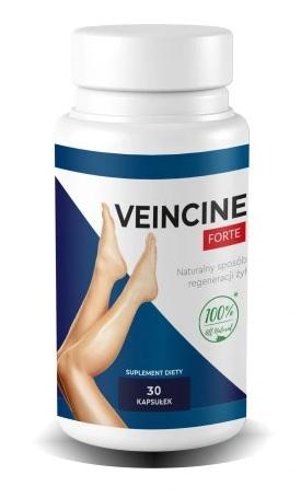 Veincine Forte - składniki - cena - opinie - gdzie kupić?