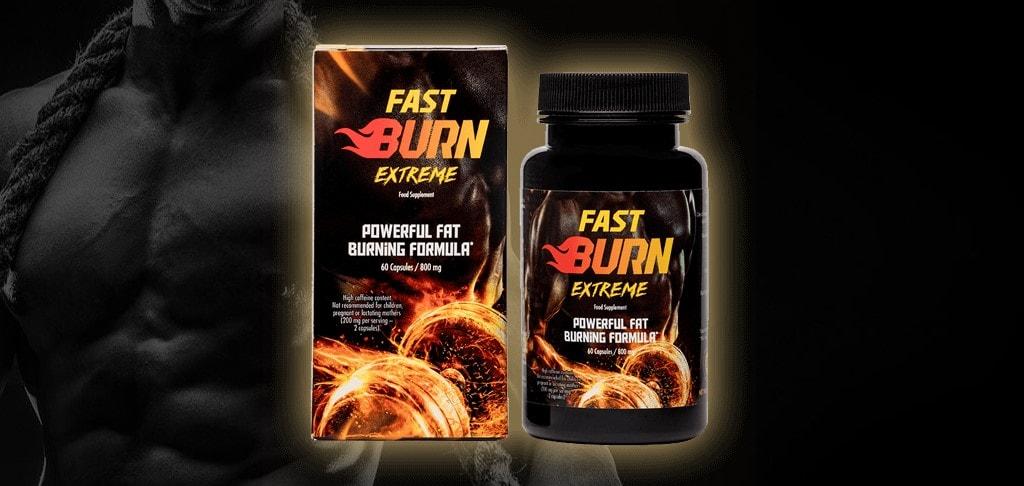 Jakie są zalety i efekty stosowania Fast Burn Extreme?