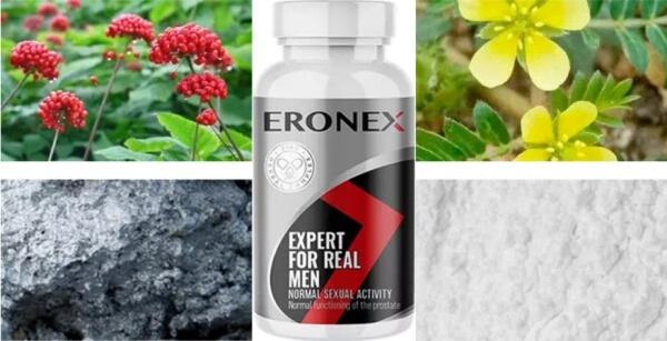 Jakie składniki zawiera EroNex?