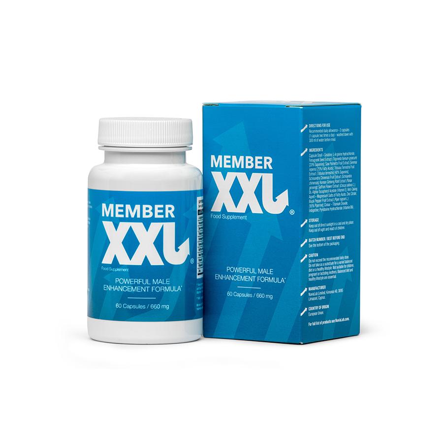 Member XXL - opinie - skład - cena - gdzie kupić?