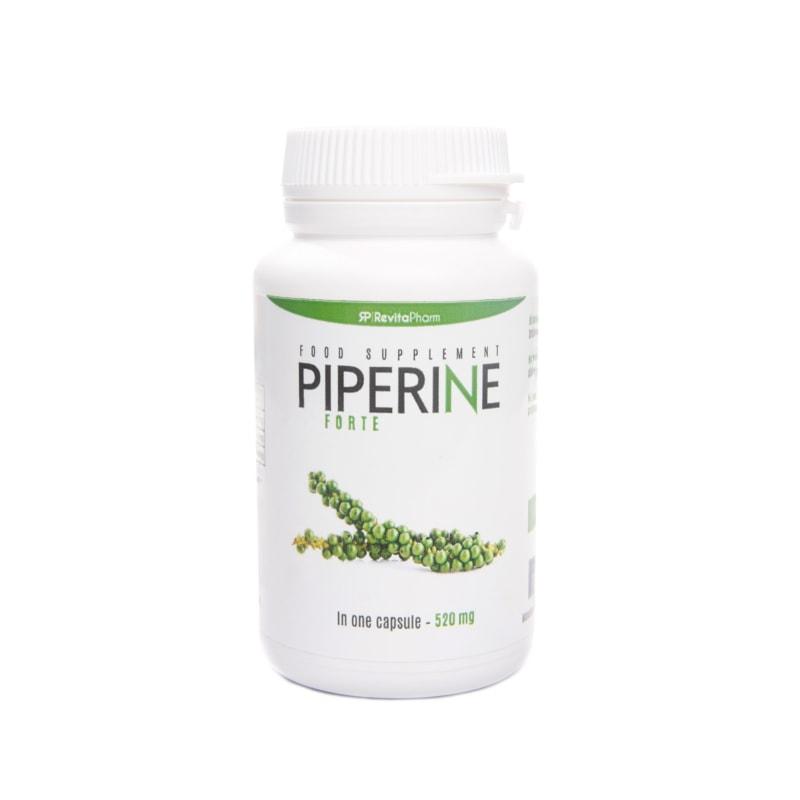 Piperine Forte kapsułki - opinie, forum, cena, gdzie kupić?