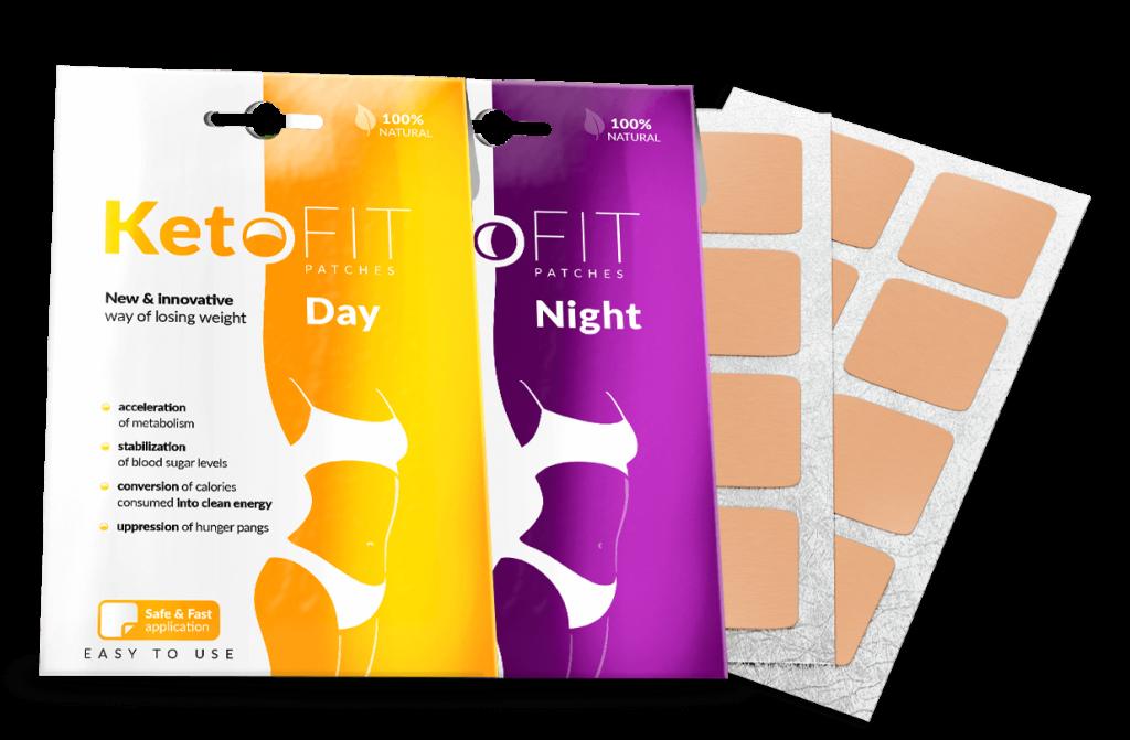 KetoFit Patches plastry - opinie, składniki, cena, gdzie kupić?
