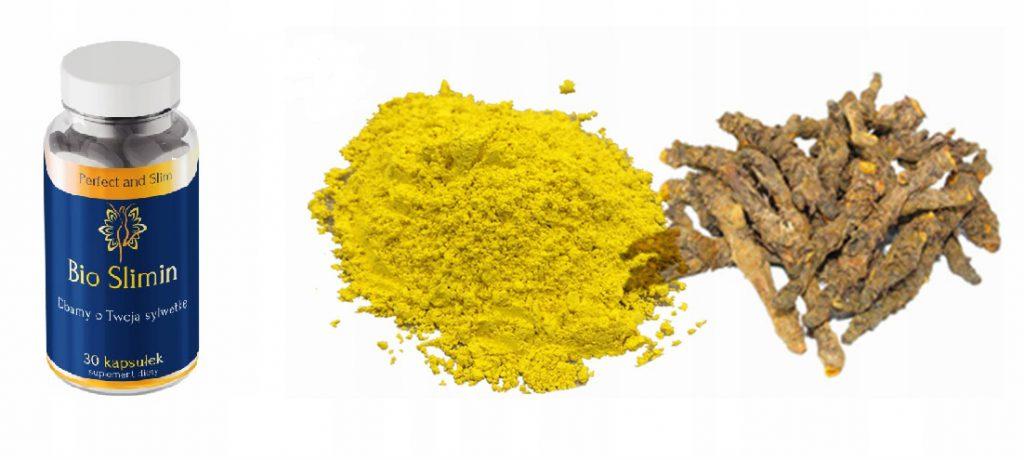 BioSlimin - składniki i skład
