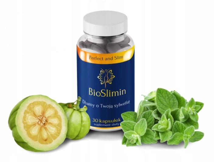 BioSlimin - Jak go stosować? Dawkowanie i instrukcja